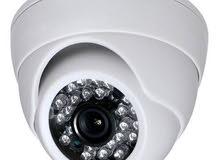 كاميرات مراقبة وعقود صيانة سلامة