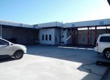 مركز خدمات سيارات ..للبيع او الايجار