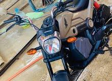 Honda motorbike made in 2019 for sale