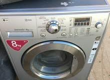 Washing Machine LG 8 KG