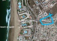 بيع مشروع سكني و سياحي و تجاري بالمنطقة السياحية على البحر . باكادير - المغرب .