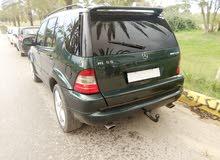 Mercedes ml 55 amg 2003
