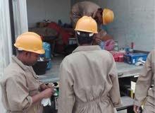 متوفر عمال نظافه صيانه تبريد عمال نظافه وعروض خاصه لشركات والفنادق والمصانع