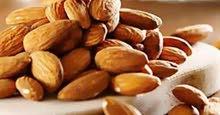 زيت اللوز لتفتيح البشرة / Almond oil/ ضمان منتج طبيعي وصحي
