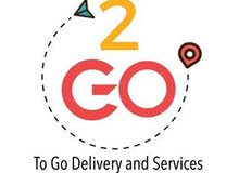 2go delivery and services