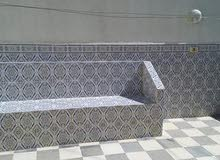 اعلان بيع مسكن بالمحمدية ولاية بن عروس