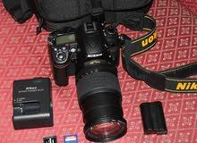 كاميرا نيكون دي 7000  عالية الإحتراف 18-105ملم للبيع