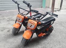 دراجة كهرباء للاطفال عدد 2