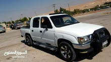 Toyota Hilux 1998 For sale - Beige color