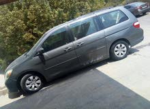 Honda Odyssey 2007 For sale - Turquoise color