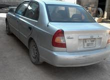 Hyundai Verna 2000 - Manual