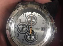 ساعة swatch automatic اصلية 100%