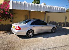 Mercedes Benz E 320 2003 For sale - Silver color