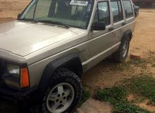Gold Jeep Cherokee 1992 for sale