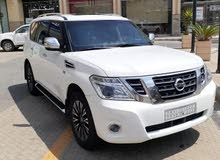 Nissan Patrol 2010 For sale - White color
