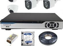 كاميرات مراقبة للمحلات والبيوت