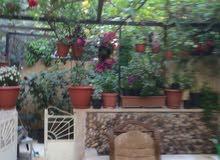 بيت للبيع مساحته 200متر عمار و100متر حديقه  وكراج