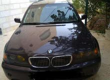 BMW بحالة ممتازة جدا للبيع
