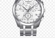 ساعة من نوع Tissot