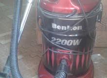 مكنسة كهربائية benkon 220w بحالة جيدة