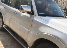 Mitsubishi Pajero  2013 White