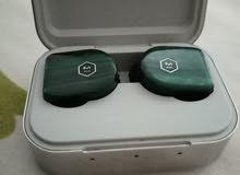 سماعات الأذن اللاسلكية Mw07 Plus True - أخضر جايد MASTER & DYNAMIC