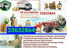 (services all over Bahrain) (moving packing professional)