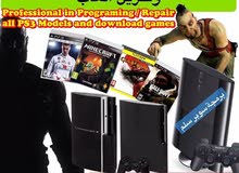 PS3 PROGRAM AND DOWNLOADING GAMES