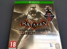 Batman Akram knight special edition for xbox one