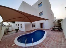 HAMALA - FOR U.S NAVY BEAUTIFUL FULLY FURNISHED MODERN VILLA WITH PRIVATE POOL