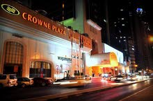Crown plaza hotel Dubai I'm looking for 1 lady to to sit with me for 1 month
