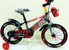 """Brand new cycle for kids with LED lights on the side tiers size 16"""""""