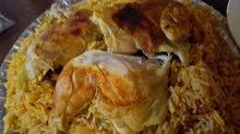 عرض مطبخ باسل الشعبي .. سدر مفتول مشبع ل 10 اشخاص + 3 دجاج فقط 19 دينار