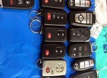 نسخ وبرمجة وخراطه المفاتيح السيارات