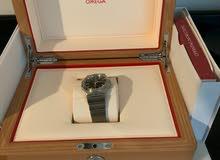 ساعة اوميغا جديدة لم تستخدم ابدا