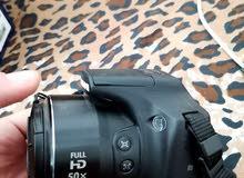 كاميرا كانون sx540 hs    زوم 50×