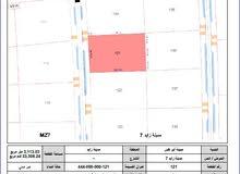 للبيع ارض سكنية منطقة مدينة زايد