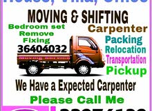 HOUSE SHIFTING IN ALL OVER BAHRAIN 24.HOURS AVAILBE
