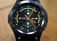 smart watch fashion for men with metal strap