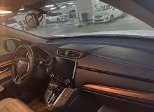 Honda CRV 2.4 L mid option 2018 model