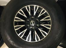 Maxxis tyer/ with Rim 17 inch