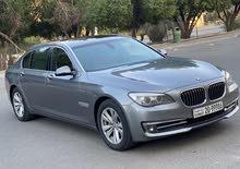بي ام دبليو BMW730 LI  موديل 2013