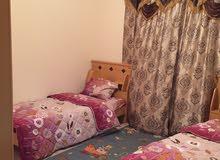 شقة مفروشة غرفتين وصاله في المجاز للايجار