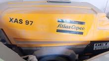 Atalas Copco compressor غير مستخدم نهائيا