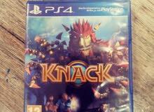 لعبه knack