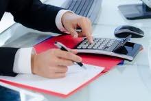 محاسب مالي ومدقق ضريبي مفوض