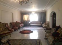 شقة مستويين في الدور الثاني مكرم عبيد