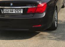 km mileage BMW 730 for sale