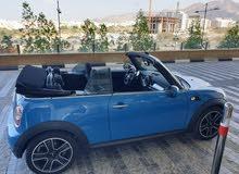 للبيع مني كوبر موديل 2014 خليجي وكاله عمان صبغ الوكاله