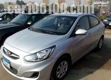 Hyundai Accent in Cairo for rent